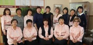 Коллектив Межпоселенческой центральной библиотеки
