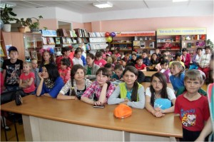 петропавловская детская библиотека1